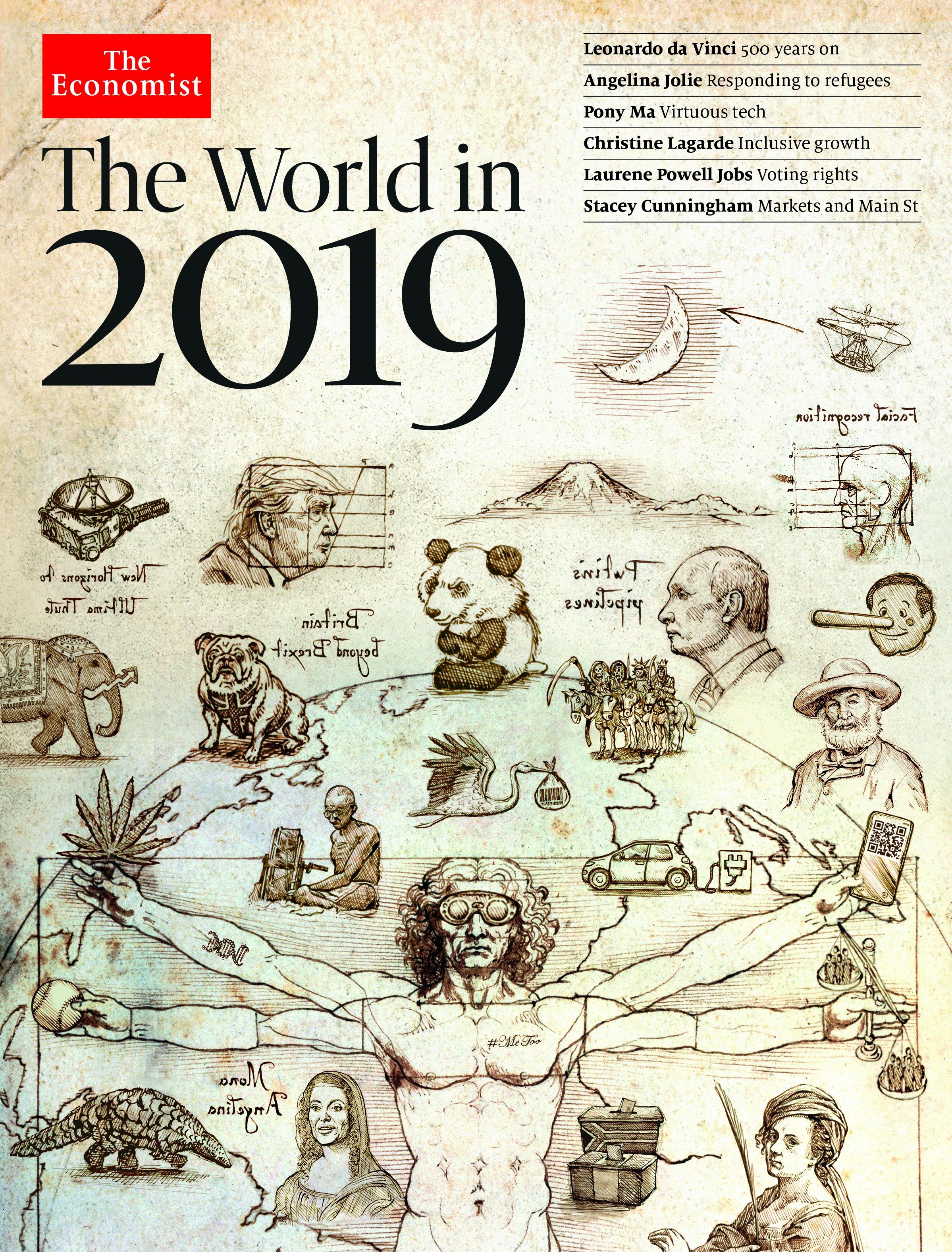 The Economist - The world in 2019